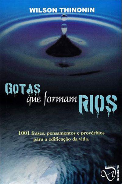 Gotas que Formam Rios