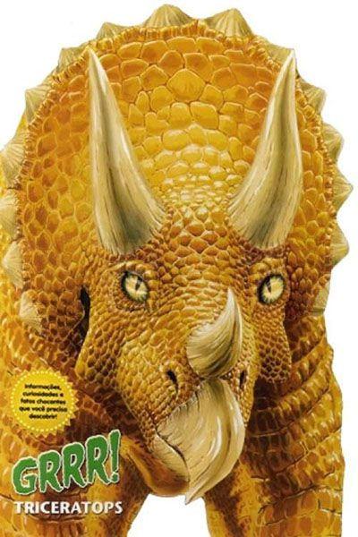 Grrr! Triceratope
