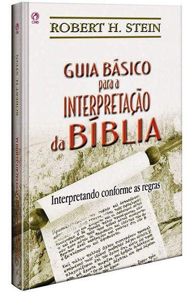 Guia Básico Para a Interpretação da Bíblia