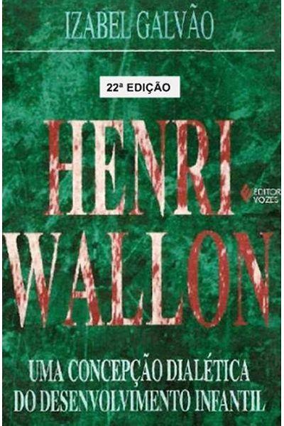 Henri Wallon - 22ª Edição