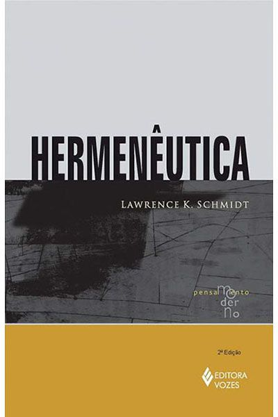 Hermenêutica - 2ª Edição