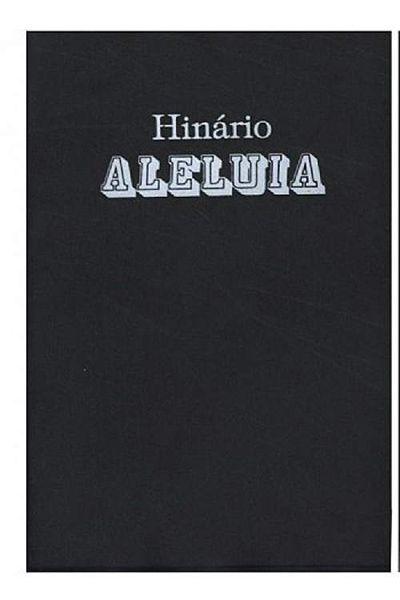 Hinário Aleluia - Capa Plástica