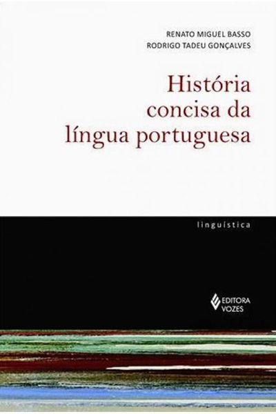 História Concisa Da Língua Portuguesa