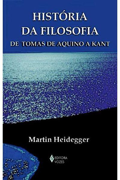 História da Filosofia de Tomás de Aquino a Kant