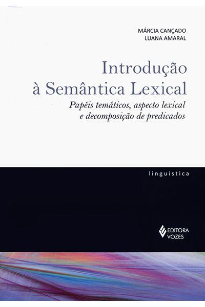 Introdução à Semântica Lexical