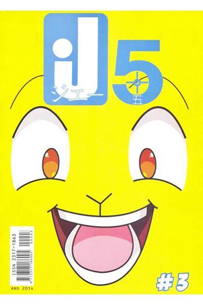 J5 Mangá - Volume 3