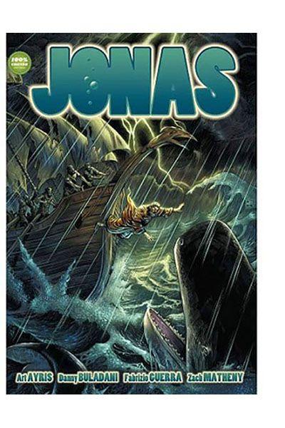 Jonas - Editora 100% Cristão