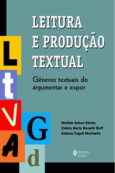 Leitura e Produção Textual - 4ª Edição