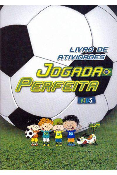 Livro de Atividades - Jogada Perfeita Kids