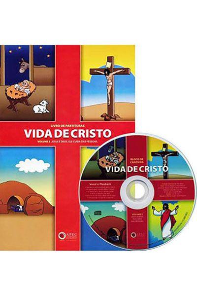 Livro de Partituras - Vida de Cristo - Vol. 2