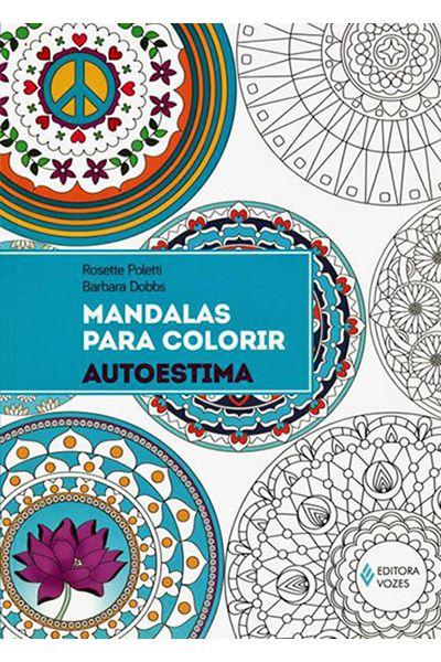 Mandalas Para Colorir - Autoestima