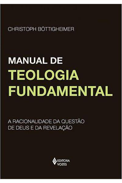Manual De Teologia Fundamental