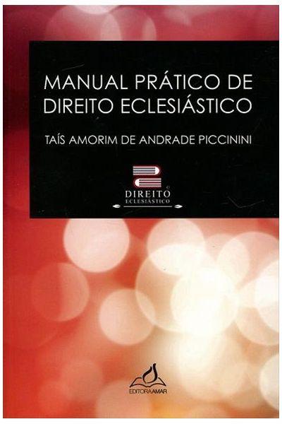 Manual Prático de Direito Eclesiástico