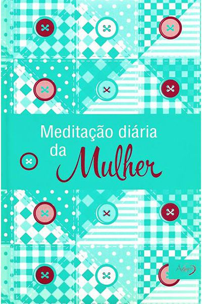 Meditação Diária da Mulher 2016 - Azul