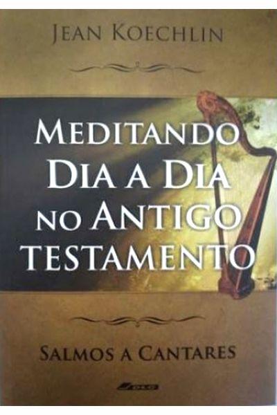 Meditando Dia a Dia no Antigo Testamento - Salmos a Cantares