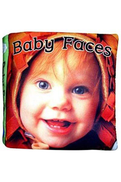 Meu Livro de Pano Fofinho - Baby Faces