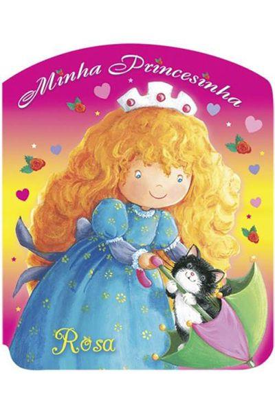 Minha Princesinha - Rosa
