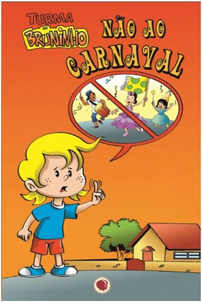 Não Ao Carnaval - Livrinho