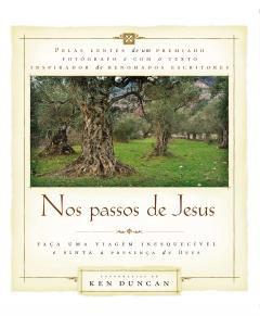 Nos Passos de Jesus - Thomas Nelson