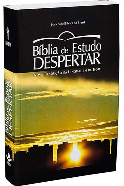 NTLH060BED - Bíblia de Estudo Despertar - Média - Brochura