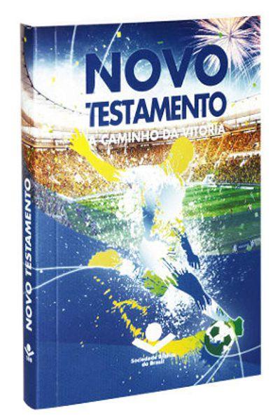 NTLH240LGJLB - Novo Testamento - A Caminho da Vitória - Ed. Bolso