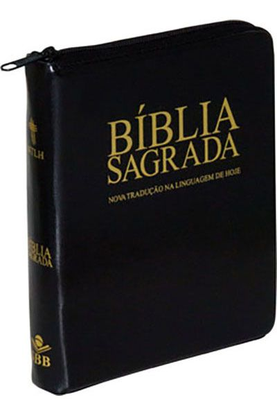 NTLH44TIZe - Bíblia Sagrada - Preta