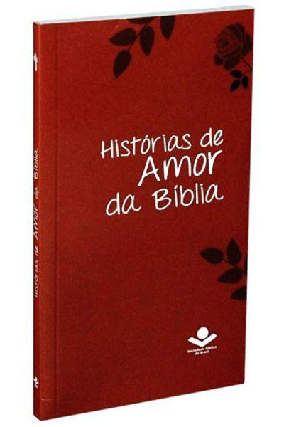 NTLH560 - Histórias de Amor da Bíblia - Marrom