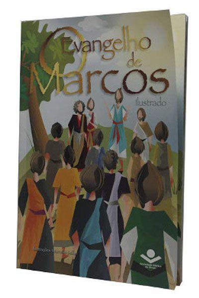 NTLH560PMC - O Evangelho de Marcos Ilustrado