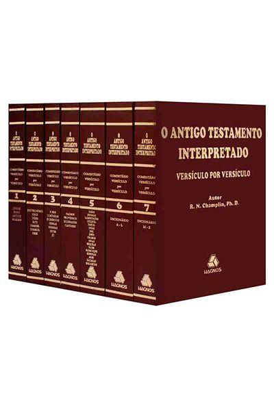 O Antigo Testamento Interpretado Versículo Por Versículo