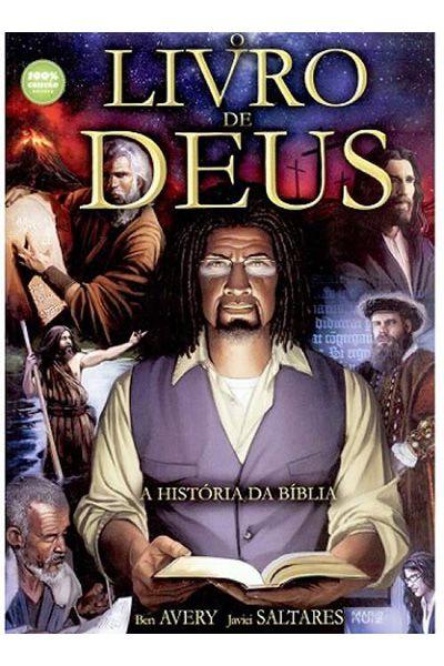 O Livro De Deus - A História Da Bíblia