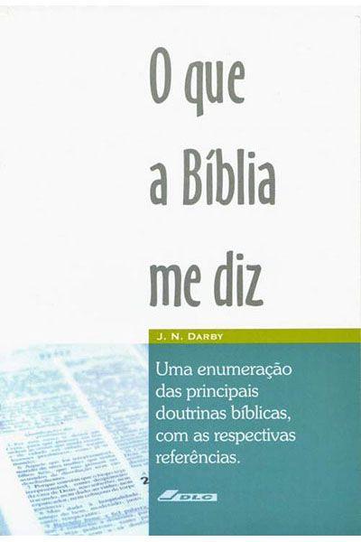 O Que a Bíblia Me Diz