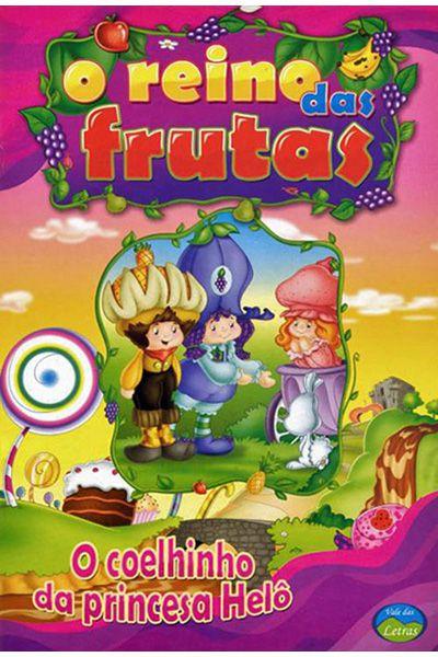 O Reino das Frutas - Embalagem Econômica
