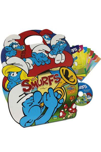Os Smurfs - Maleta
