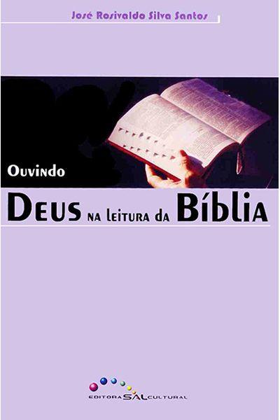 Ouvindo Deus na Leitura da Bíblia