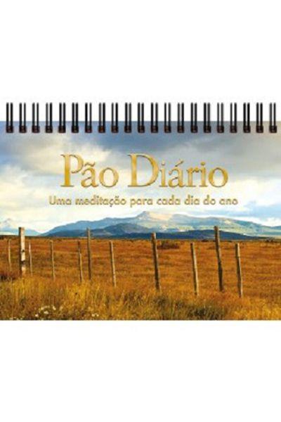Pão Diário - Vol. 20 - Edição de Mesa