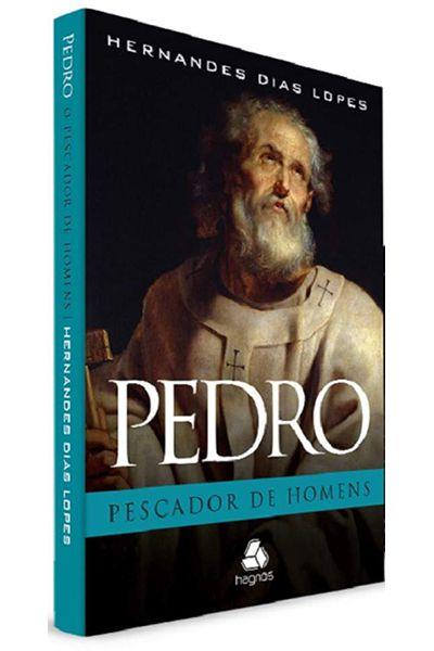 Pedro - Pescador de Homens - Acompanha DVD