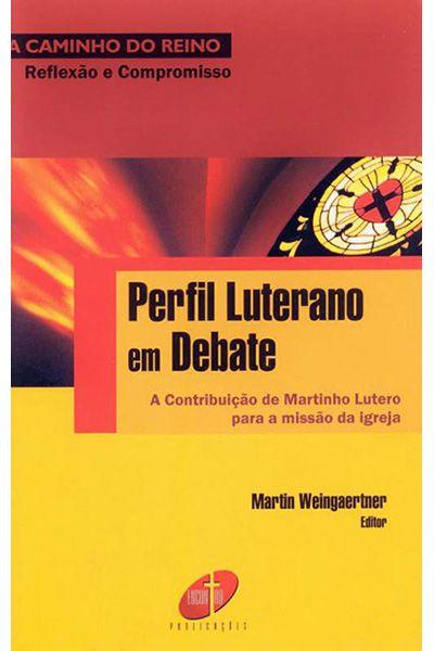 Perfil Luterano em Debate