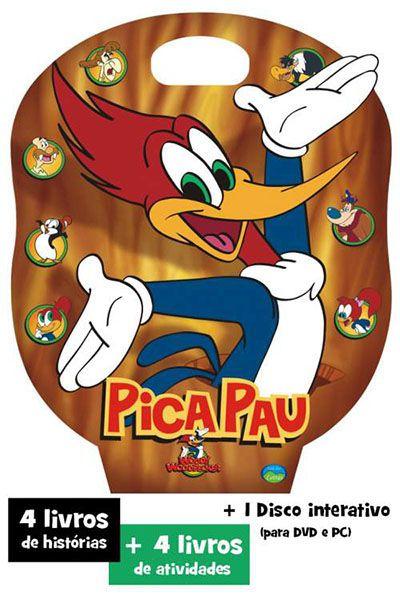 Pica-Pau - Maleta