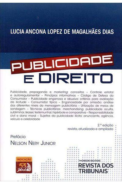 Publicidade e Direito - 2ªEd. 2013