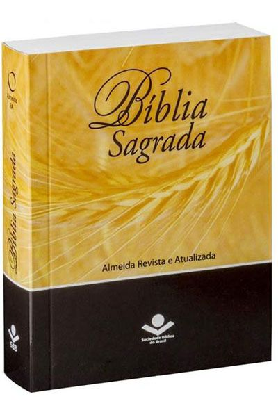 RA40e - Bíblia Sagrada Para Evangelismo - Trigo Brochura