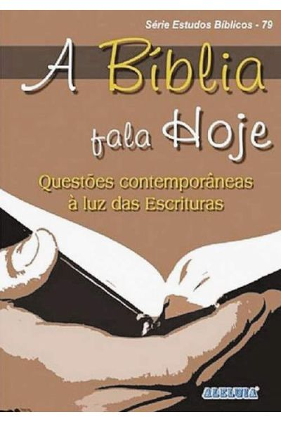 RED Aleluia - Adultos - n° 79 - A Bíblia Fala Hoje