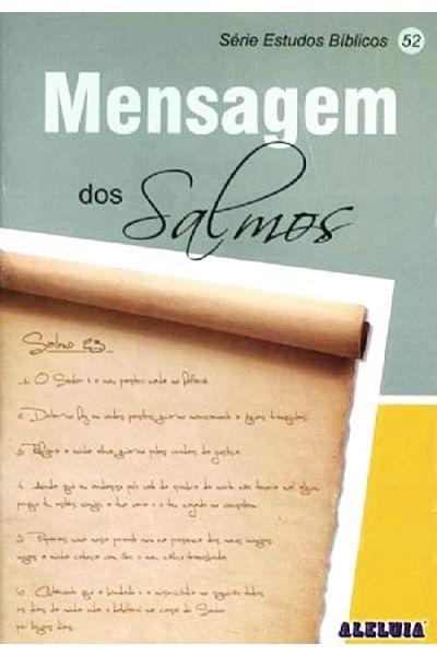 RED Aleluia - Adultos nº 52 - Mensagem dos Salmos