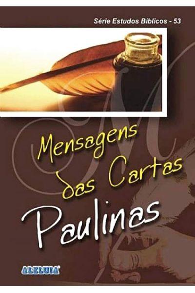 RED Aleluia - Adultos nº 53 - Mensagem das Cartas Paulinas