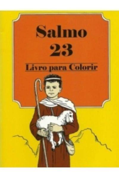 Salmo 23 - Livro Para Colorir