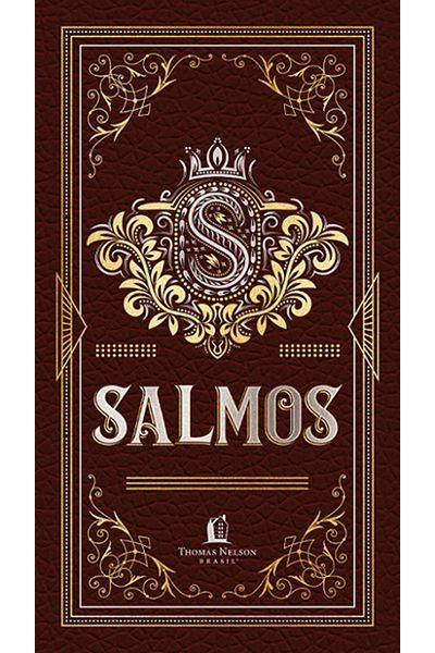 Salmos - Edição de Bolso - Capa Bordô