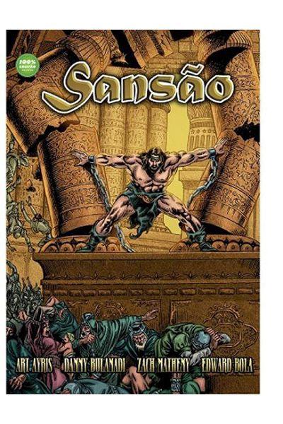 Sansão - Editora 100% Cristão