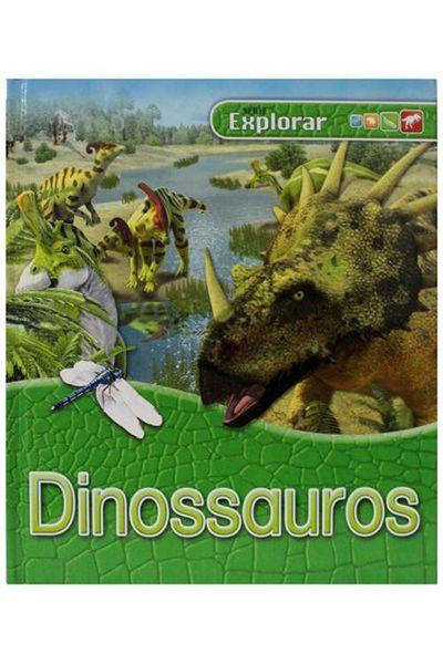 Série Explorar - Dinossauros