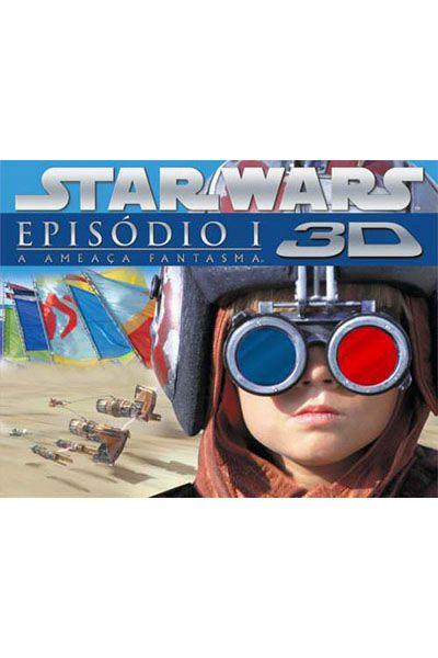 Star Wars 3D: Episódio I - A Ameaça Fantasma