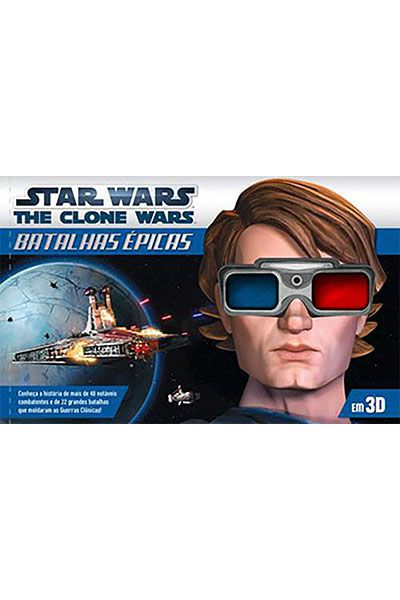 Star Wars 3D: The Clone Wars - Batalhas Épicas