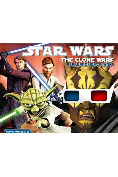 Star Wars 3D: The Clone Wars - Segredos Revelados